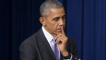 """16-12-2016 06:36 """"Musimy i będziemy reagować na próby ingerencji w proces wyborczy"""". Obama w kontekście rosyjskich hakerów"""