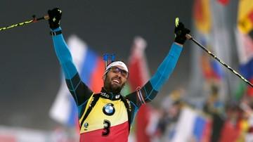 2017-03-10 PŚ w biathlonie: 60. zwycięstwo Fourcade'a