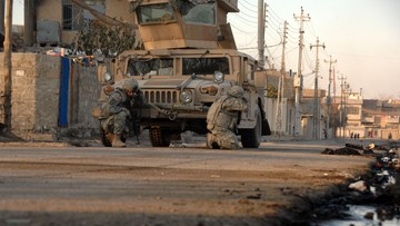 26-04-2016 19:12 Amerykański generał: liczba zagranicznych bojowników w Iraku i Syrii spada