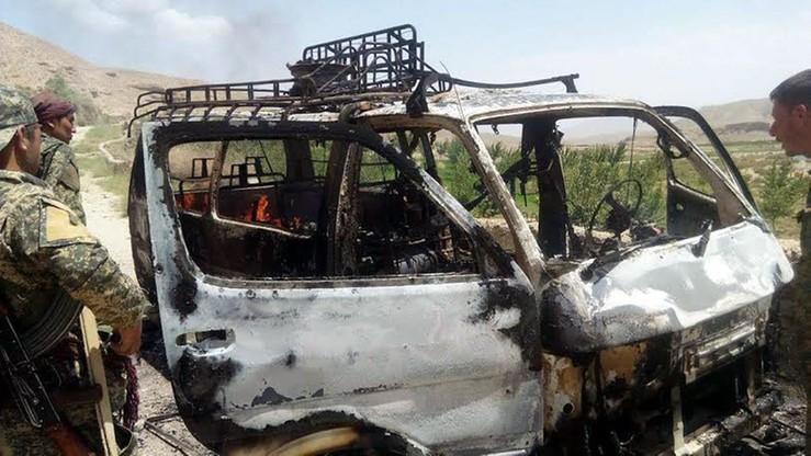 Grupa zachodnich turystów zaatakowana przez talibów