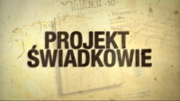 """14-02-2016 18:05 """"Projekt świadkowie. Pola malowane krwią"""" - przejmujący reportaż o rzezi wołyńskiej"""