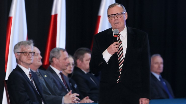 Berczyński zrezygnował z funkcji szefa rady nadzorczej Wojskowych Zakładów Lotniczych nr 1