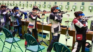 2017-08-01 ME w strzelectwie: Szymankiewicz trzynasta w skeecie w Baku