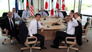27-05-2016 05:31 Liderzy G7 ostrzegają przed Brexitem