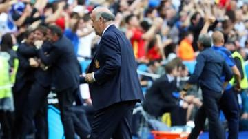 2016-06-30 Del Bosque nie będzie dłużej selekcjonerem reprezentacji Hiszpanii