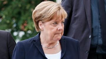 27-06-2017 09:18 Merkel wycofuje się ze sprzeciwu wobec małżeństw homoseksualnych