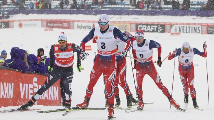 PŚ w kombinacji: Polacy na 9. miejscu w drużynowym sprincie w Lahti
