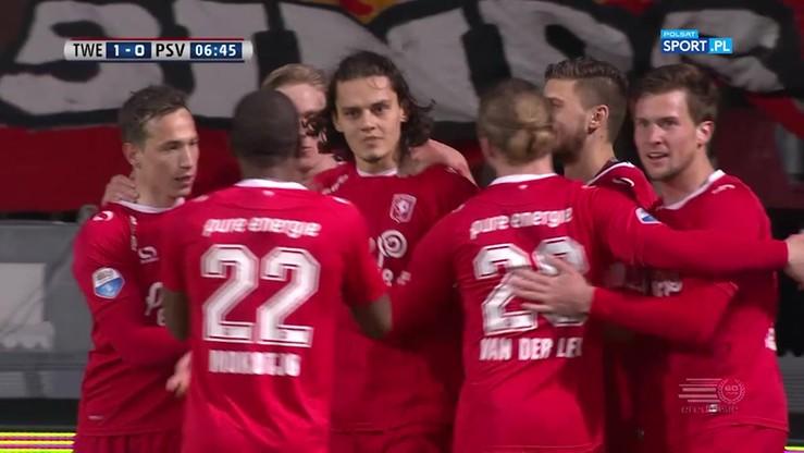 Twente - PSV 2:2. Skrót meczu