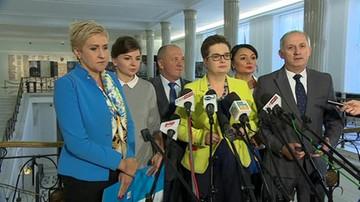 PO, PSL i Nowoczesna apelują do prezydenta o zawetowanie ustawy o Narodowym Instytucie Wolności
