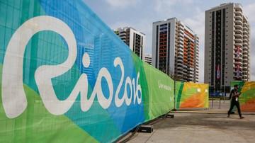 2016-07-29 Rio 2016: Pożar w budynku Australijczyków w wiosce olimpijskiej