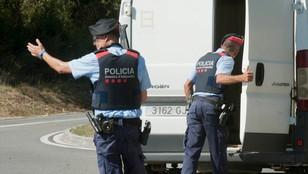 Hiszpańska policja: domniemany sprawca zamachu w Barcelonie zastrzelony