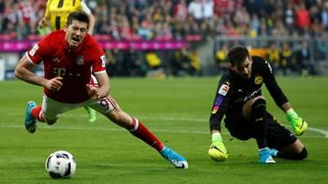 2017-04-24 Borussia chce uniemożliwić Bayernowi zdobycie dubletu