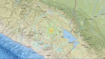 02-12-2016 05:49 Trzęsienie ziemi w Peru