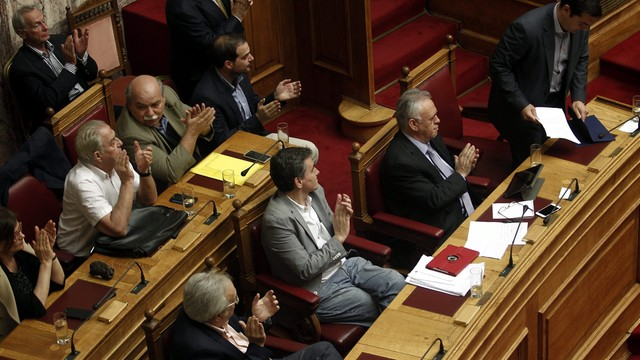 Wybory parlamentarne w Grecji odbędą się 20 września