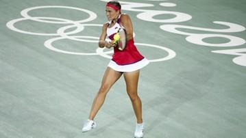 2017-10-19 WTA w Luksemburgu: Mistrzyni olimpijska w półfinale