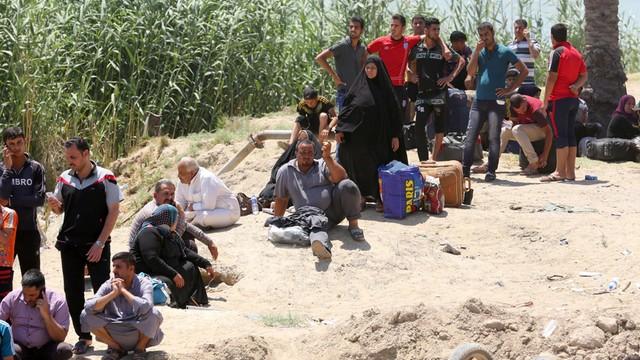 ONZ: blisko 25 tysięcy ludzi uciekło przed dżihadystami z Ramadi