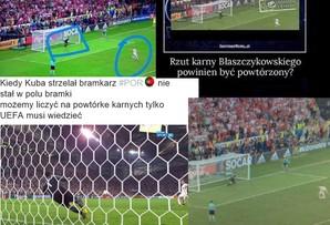 01-07-2016 15:44 Kibice chcą powtórzyć mecz. Wytykają błąd bramkarzowi Portugalii