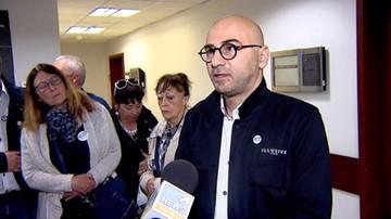 Bez ugody między Młodzieżą Wszechpolską a liderem pomorskiego KOD.