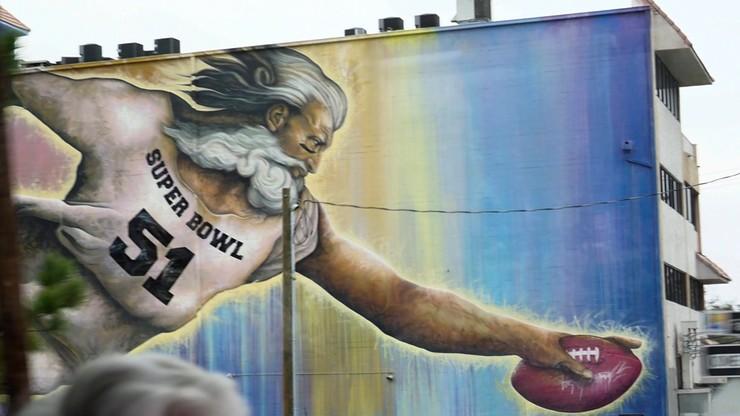 """""""Niech będzie znakiem pokoju, przyjaźni i solidarności"""". Pierwsze w historii przesłanie papieża na finał Super Bowl"""
