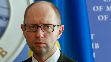 03-02-2016 16:29 Premier Ukrainy: nie poddamy się naciskom