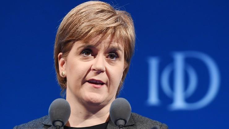Premier Szkocji chce drugiego referendum ws. niepodległości