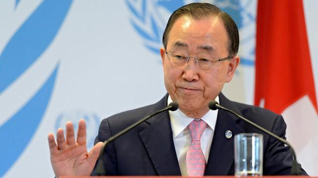 Szef ONZ: IS rozrasta się na całym świecie jak rak