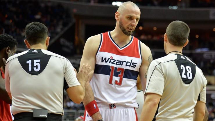 NBA: Dobry mecz Gortata, Wizards pokonali Pacers