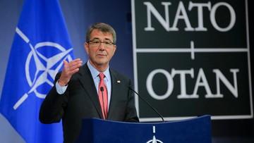 2016-02-11 NATO wesprze koalicję  walczącą z Państwem Islamskim