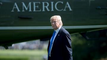 10-06-2017 06:07 Donald Trump złoży wizytę w Polsce 6 lipca