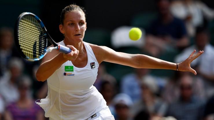 WTA: Czeszka Pliskova nową liderką, Hiszpanka Muguruza piąta