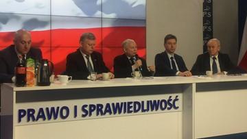 Kaczyński: wybory samorządowe będą miały odzwierciedlenie w wyborach parlamentarnych
