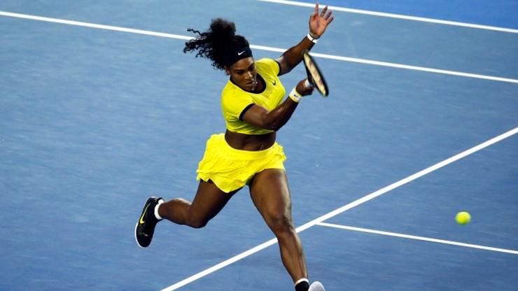Australian Open: Łatwe zwycięstwo Sereny Williams w 3. rundzie