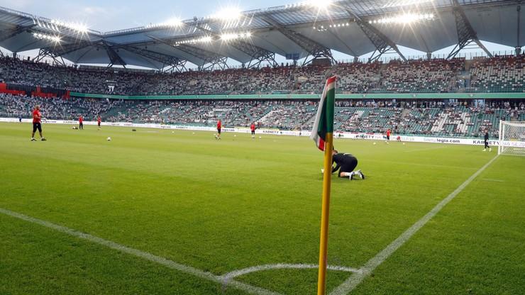 Legia Warszawa ukarana przez UEFA