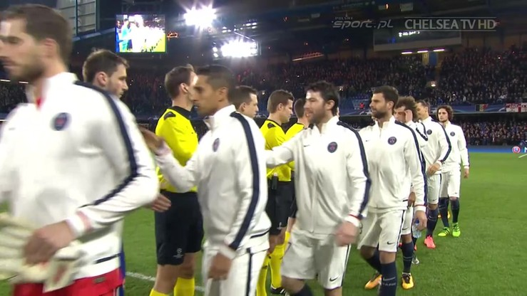 Chelsea - PSG 1:2. Skrót meczu