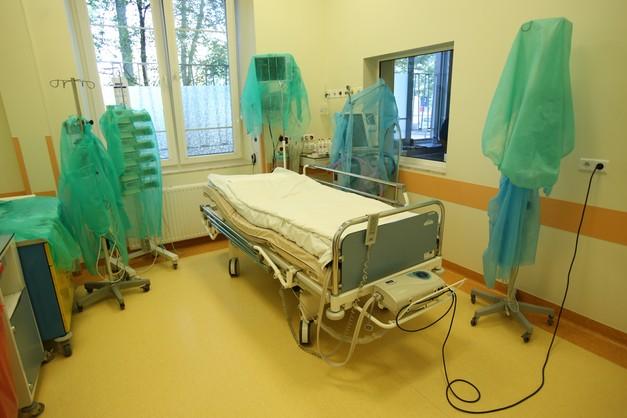 Łódź: podejrzenie wirusa eboli. Pacjent w szpitalu