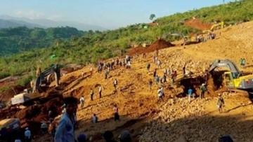 17-08-2017 15:08 40 ofiar śmiertelnych osunięcia się zbocza góry w Demokratycznej Republice Konga