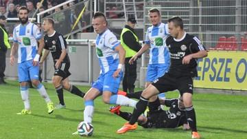 2015-09-23 Stomil Olsztyn zremisował w Bytowie i został liderem 1 ligi