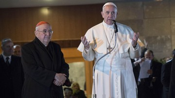24-02-2017 19:25 Papież: światu grozi wielka wojna o wodę
