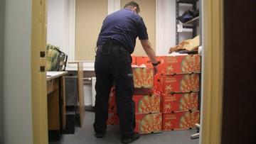 """23-12-2016 17:35 386 kg kokainy zamiast bananów. """"Na poczcie mogło dojść do pomyłki"""""""