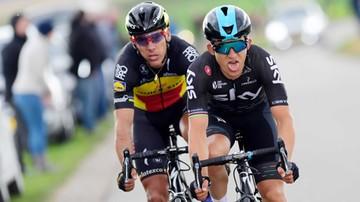 2017-04-23 Ranking UCI: Kwiatkowski awansował na trzecie miejsce
