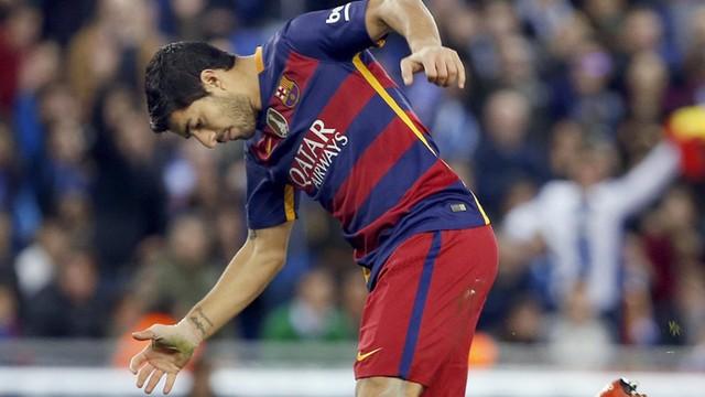 Suarez znowu narozrabiał - zawieszony na dwa mecze