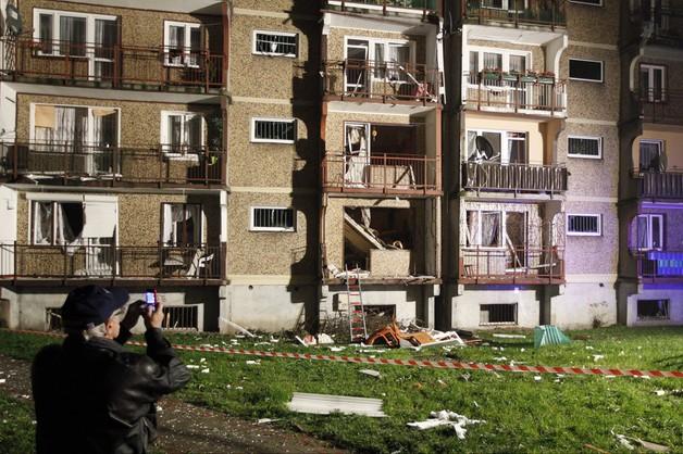 Wybuch gazu w Bytomiu. Siedem osób rannych