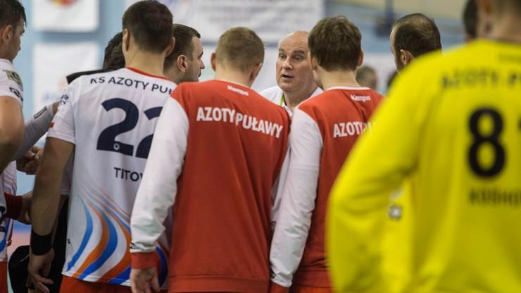 Puchar EHF: Azoty Puławy poznały grupowych rywali