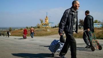 01-10-2016 18:05 Ukraina: strony konfliktu w Donbasie zaczynają wycofywać swoje siły