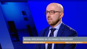 22-09-2017 22:23 To dziwne, że informacje z prokuratury na temat prof. Królikowskiego wyciekają akurat teraz - rzecznik prezydenta