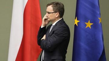 """""""Chcemy, żeby Polacy wiedzieli, że trafią na uczciwy sąd"""" - Ziobro o reformie wymiaru sprawiedliwości"""