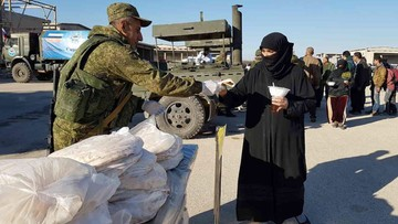12-12-2016 12:34 Resort obrony Rosji: syryjska armia kontroluje niemal całe Aleppo