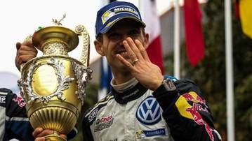 2016-11-24 Ogier testował Toyotę WRC w Katalonii