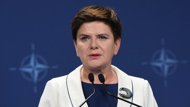 Szydło: szczyt NATO był ogromnym sukcesem Polski