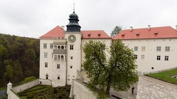 27-04-2016 15:14 Zamek w Pieskowej Skale otwarty po dwóch latach remontu